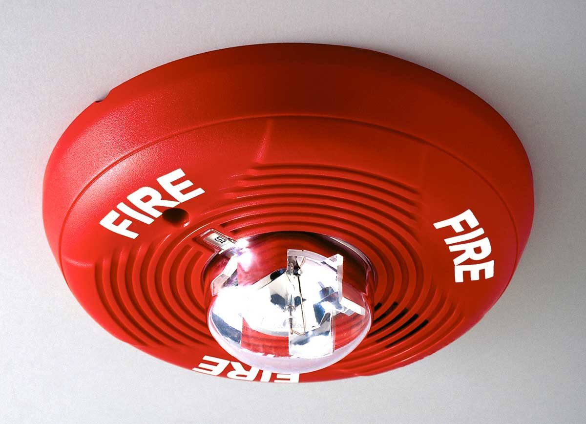 Commercial fire alarms emergency signal systems commercial fire alarms aloadofball Gallery