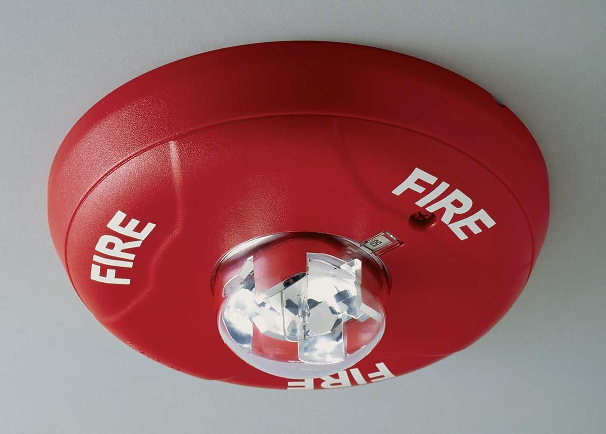 Commercial Fire Alarms Emergency Signal Systems